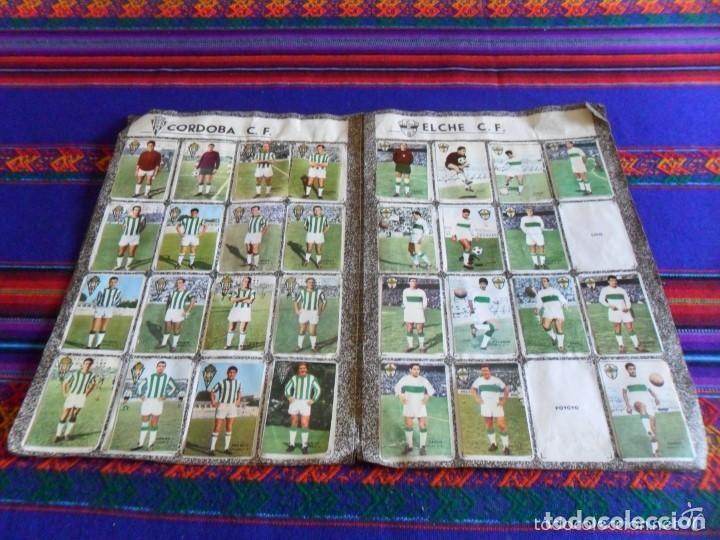 Álbum de fútbol completo: FHER DISGRA CAMPEONATO DE LIGA 1966 1967 66 67 COMPLETO. REGALO 1967 1968 67 68 INCOMPLETO. - Foto 15 - 120210527