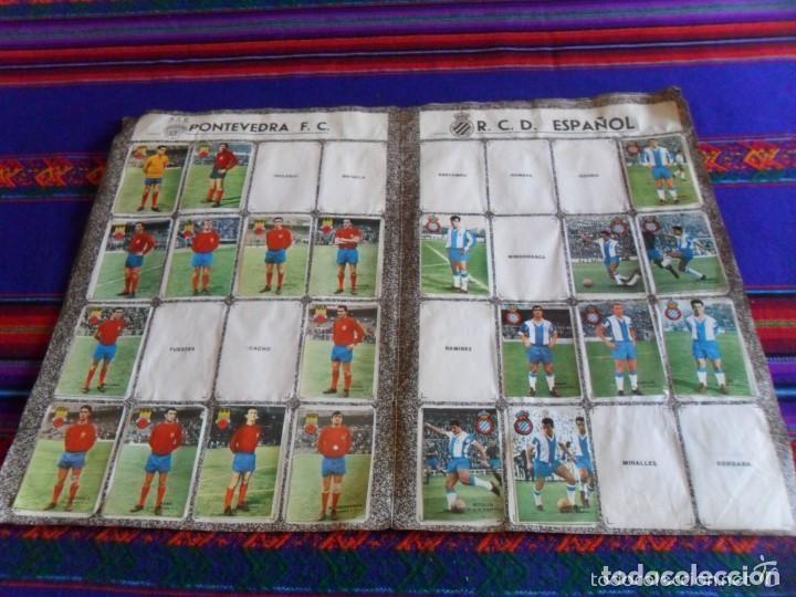 Álbum de fútbol completo: FHER DISGRA CAMPEONATO DE LIGA 1966 1967 66 67 COMPLETO. REGALO 1967 1968 67 68 INCOMPLETO. - Foto 16 - 120210527