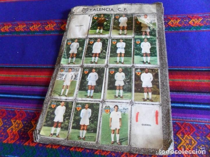 Álbum de fútbol completo: FHER DISGRA CAMPEONATO DE LIGA 1966 1967 66 67 COMPLETO. REGALO 1967 1968 67 68 INCOMPLETO. - Foto 20 - 120210527