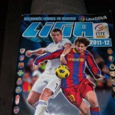 Álbum de fútbol completo: ALBUN ESTE 2011-2012. Lote 134320826