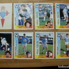 Álbum de fútbol completo: 94-95 PANINI CROMO NUEVO NUNCA PEGADO EN PERFECTO ESTADO Nº 97 VICENTE. Lote 137347814