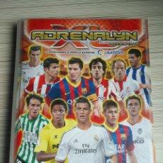 Álbum de fútbol completo: ADRENALYN 2014-COLECCION COMPLETA. Lote 221819543