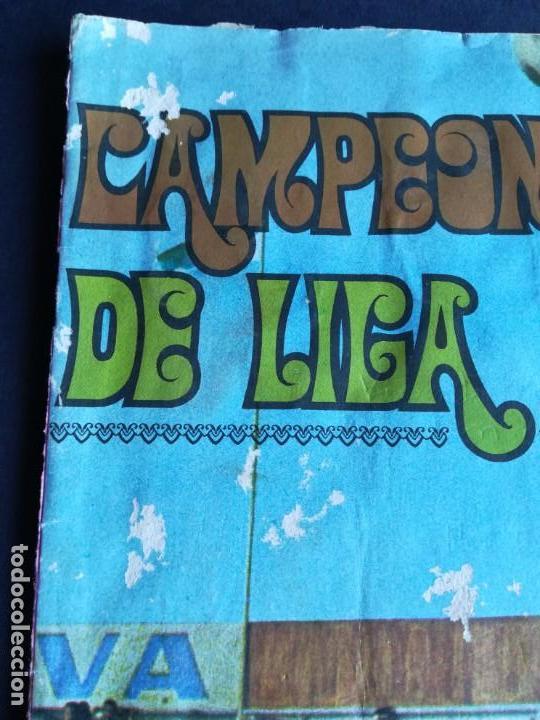 Álbum de fútbol completo: ÁLBUM DE CROMOS DISGRA CAMPEONATO DE LIGA 1969 1970 - COMPLETO - LEER DESCRIPCIÓN - Foto 2 - 135697771