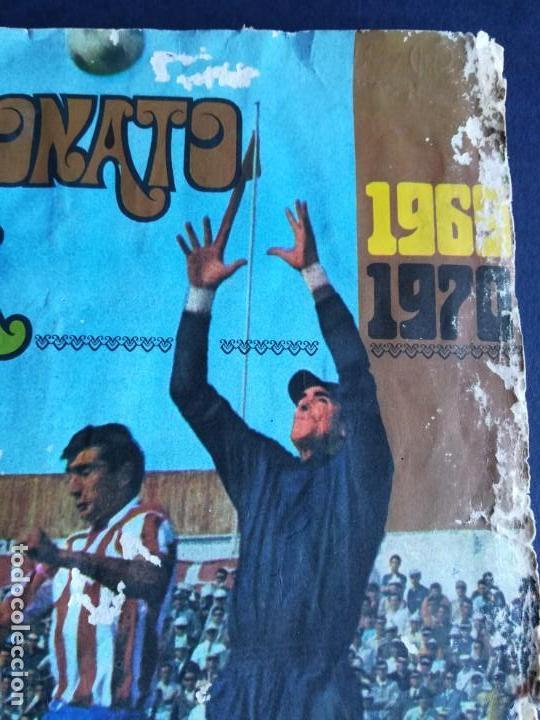 Álbum de fútbol completo: ÁLBUM DE CROMOS DISGRA CAMPEONATO DE LIGA 1969 1970 - COMPLETO - LEER DESCRIPCIÓN - Foto 3 - 135697771