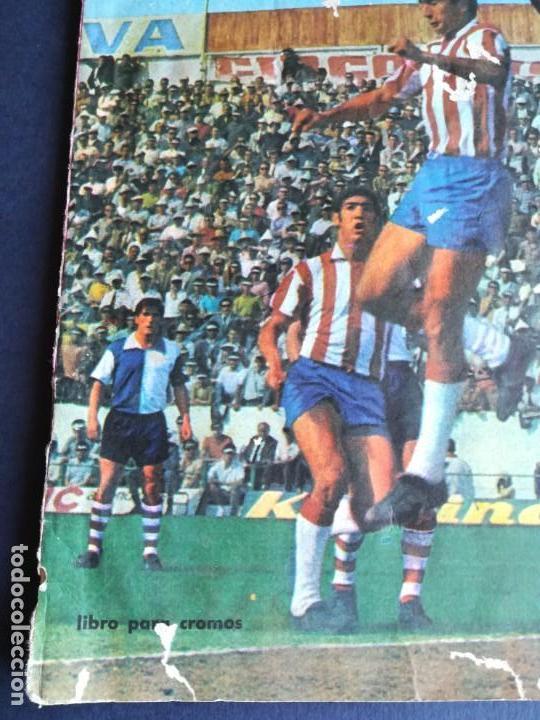 Álbum de fútbol completo: ÁLBUM DE CROMOS DISGRA CAMPEONATO DE LIGA 1969 1970 - COMPLETO - LEER DESCRIPCIÓN - Foto 6 - 135697771