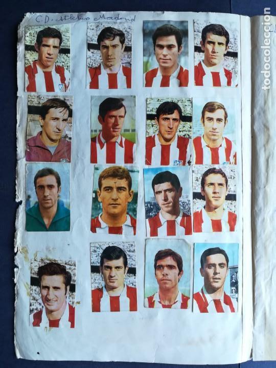 Álbum de fútbol completo: ÁLBUM DE CROMOS DISGRA CAMPEONATO DE LIGA 1969 1970 - COMPLETO - LEER DESCRIPCIÓN - Foto 7 - 135697771