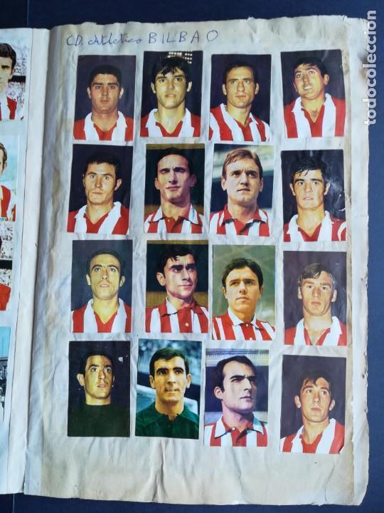 Álbum de fútbol completo: ÁLBUM DE CROMOS DISGRA CAMPEONATO DE LIGA 1969 1970 - COMPLETO - LEER DESCRIPCIÓN - Foto 8 - 135697771