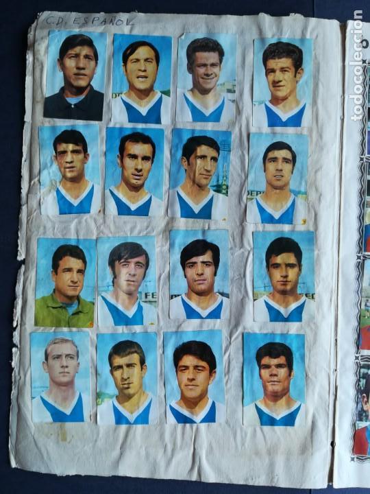 Álbum de fútbol completo: ÁLBUM DE CROMOS DISGRA CAMPEONATO DE LIGA 1969 1970 - COMPLETO - LEER DESCRIPCIÓN - Foto 9 - 135697771