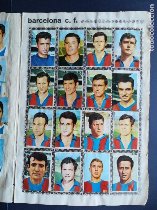 Álbum de fútbol completo: ÁLBUM DE CROMOS DISGRA CAMPEONATO DE LIGA 1969 1970 - COMPLETO - LEER DESCRIPCIÓN - Foto 10 - 135697771