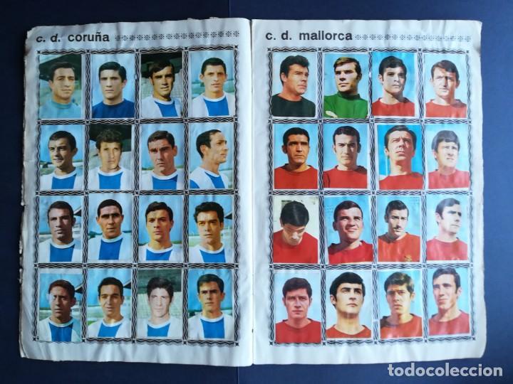 Álbum de fútbol completo: ÁLBUM DE CROMOS DISGRA CAMPEONATO DE LIGA 1969 1970 - COMPLETO - LEER DESCRIPCIÓN - Foto 11 - 135697771