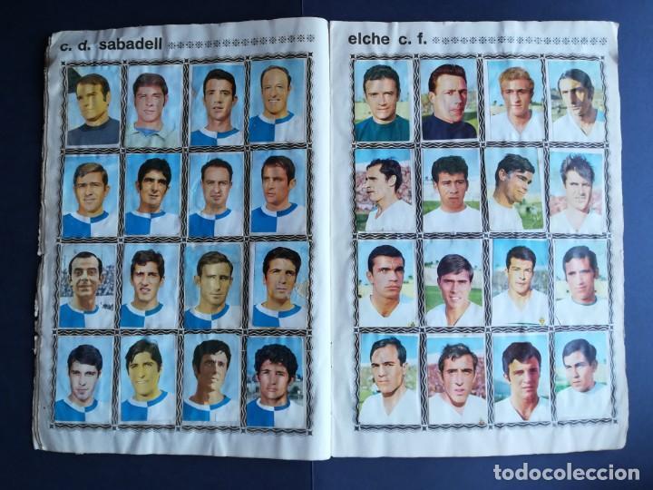 Álbum de fútbol completo: ÁLBUM DE CROMOS DISGRA CAMPEONATO DE LIGA 1969 1970 - COMPLETO - LEER DESCRIPCIÓN - Foto 12 - 135697771