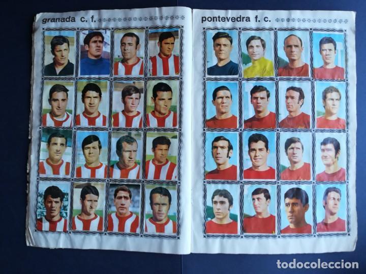 Álbum de fútbol completo: ÁLBUM DE CROMOS DISGRA CAMPEONATO DE LIGA 1969 1970 - COMPLETO - LEER DESCRIPCIÓN - Foto 13 - 135697771