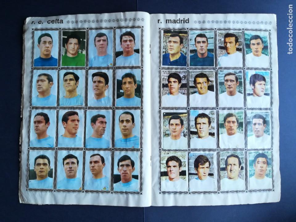 Álbum de fútbol completo: ÁLBUM DE CROMOS DISGRA CAMPEONATO DE LIGA 1969 1970 - COMPLETO - LEER DESCRIPCIÓN - Foto 14 - 135697771