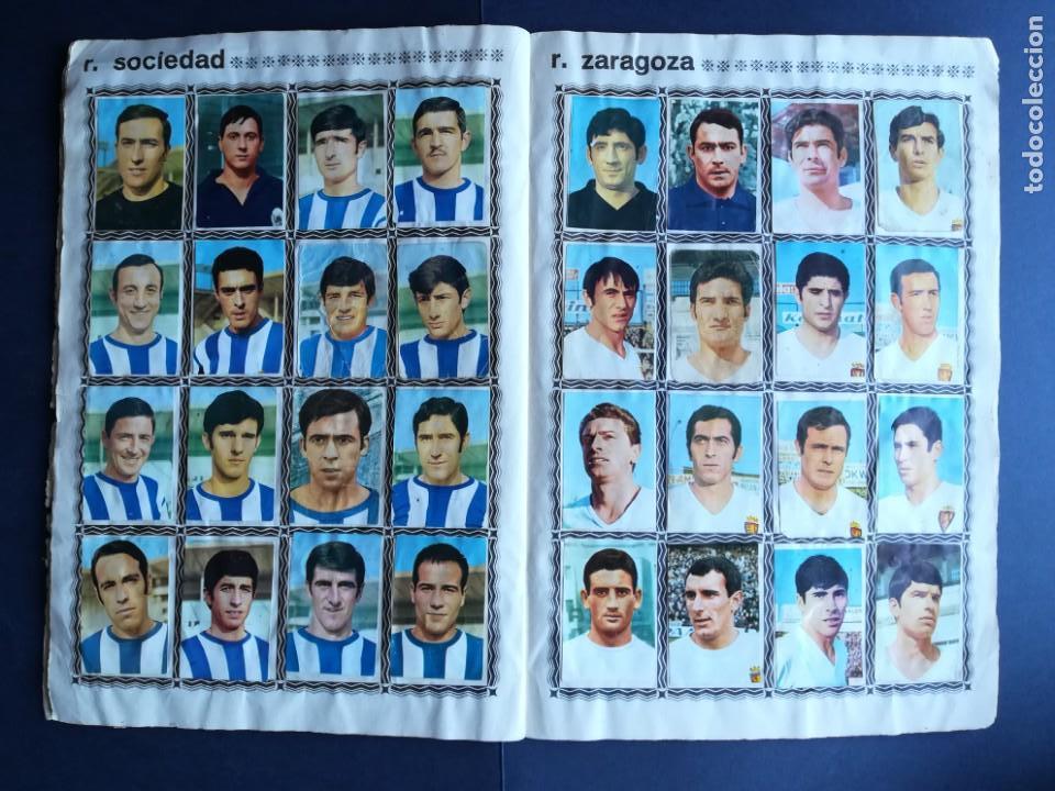 Álbum de fútbol completo: ÁLBUM DE CROMOS DISGRA CAMPEONATO DE LIGA 1969 1970 - COMPLETO - LEER DESCRIPCIÓN - Foto 15 - 135697771