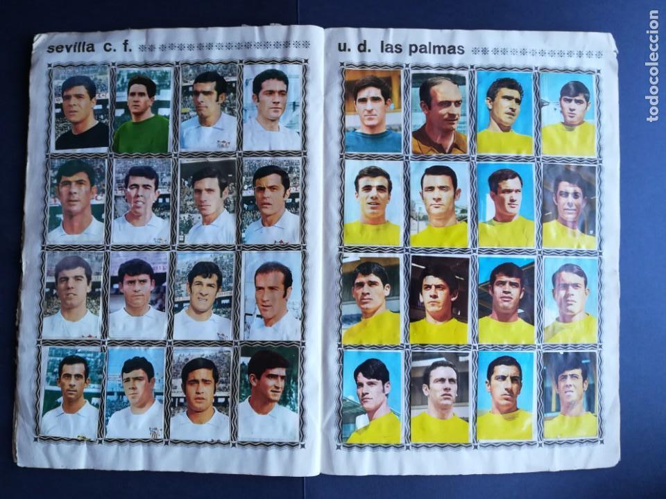 Álbum de fútbol completo: ÁLBUM DE CROMOS DISGRA CAMPEONATO DE LIGA 1969 1970 - COMPLETO - LEER DESCRIPCIÓN - Foto 16 - 135697771
