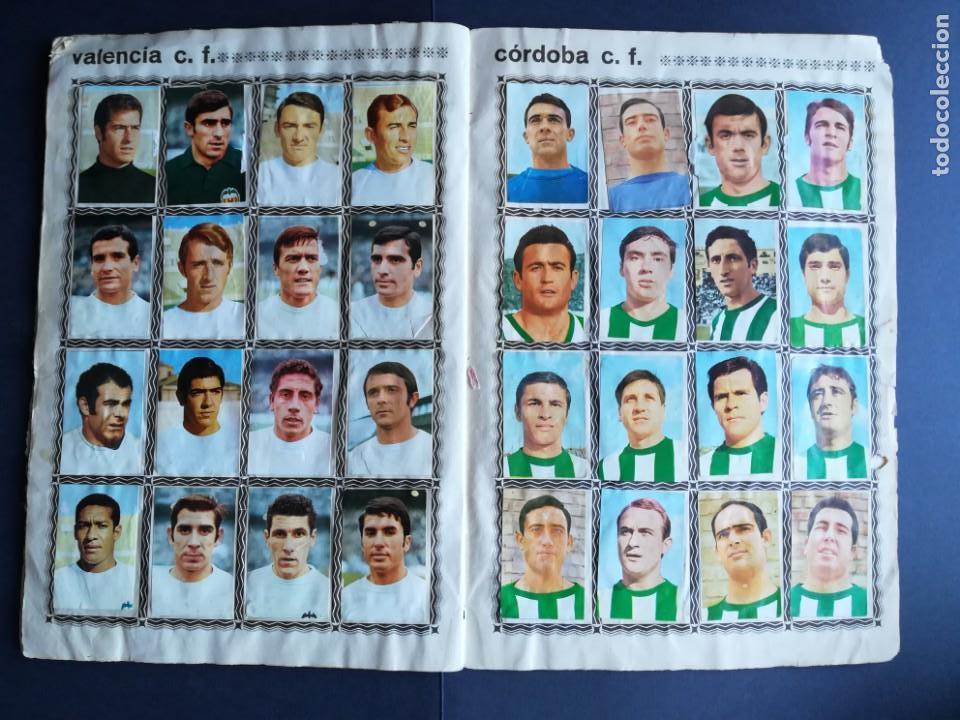 Álbum de fútbol completo: ÁLBUM DE CROMOS DISGRA CAMPEONATO DE LIGA 1969 1970 - COMPLETO - LEER DESCRIPCIÓN - Foto 17 - 135697771