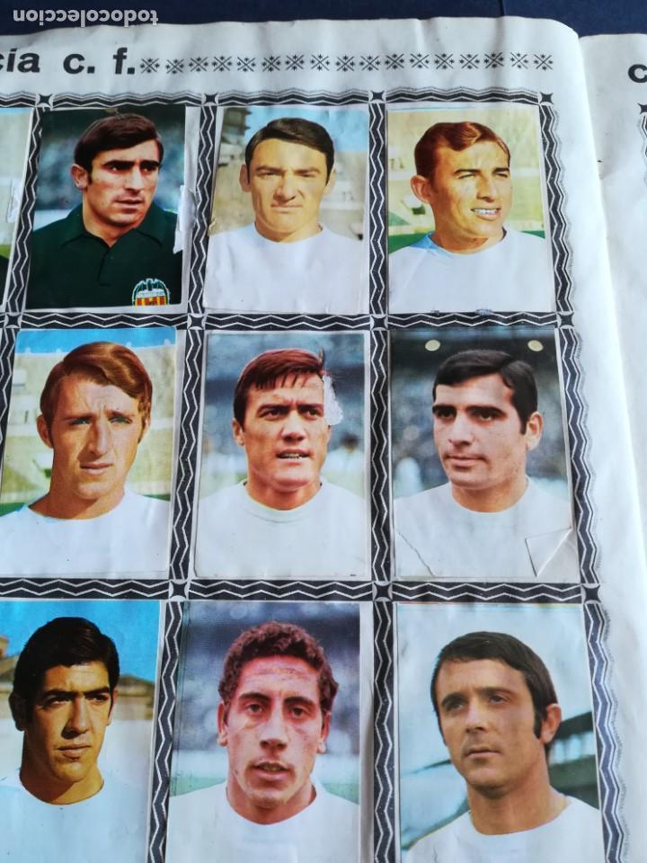 Álbum de fútbol completo: ÁLBUM DE CROMOS DISGRA CAMPEONATO DE LIGA 1969 1970 - COMPLETO - LEER DESCRIPCIÓN - Foto 18 - 135697771