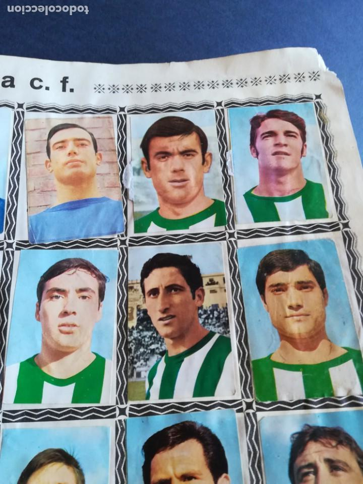 Álbum de fútbol completo: ÁLBUM DE CROMOS DISGRA CAMPEONATO DE LIGA 1969 1970 - COMPLETO - LEER DESCRIPCIÓN - Foto 19 - 135697771