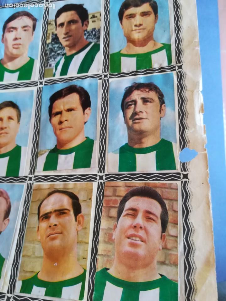 Álbum de fútbol completo: ÁLBUM DE CROMOS DISGRA CAMPEONATO DE LIGA 1969 1970 - COMPLETO - LEER DESCRIPCIÓN - Foto 20 - 135697771