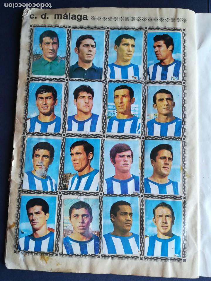 Álbum de fútbol completo: ÁLBUM DE CROMOS DISGRA CAMPEONATO DE LIGA 1969 1970 - COMPLETO - LEER DESCRIPCIÓN - Foto 21 - 135697771