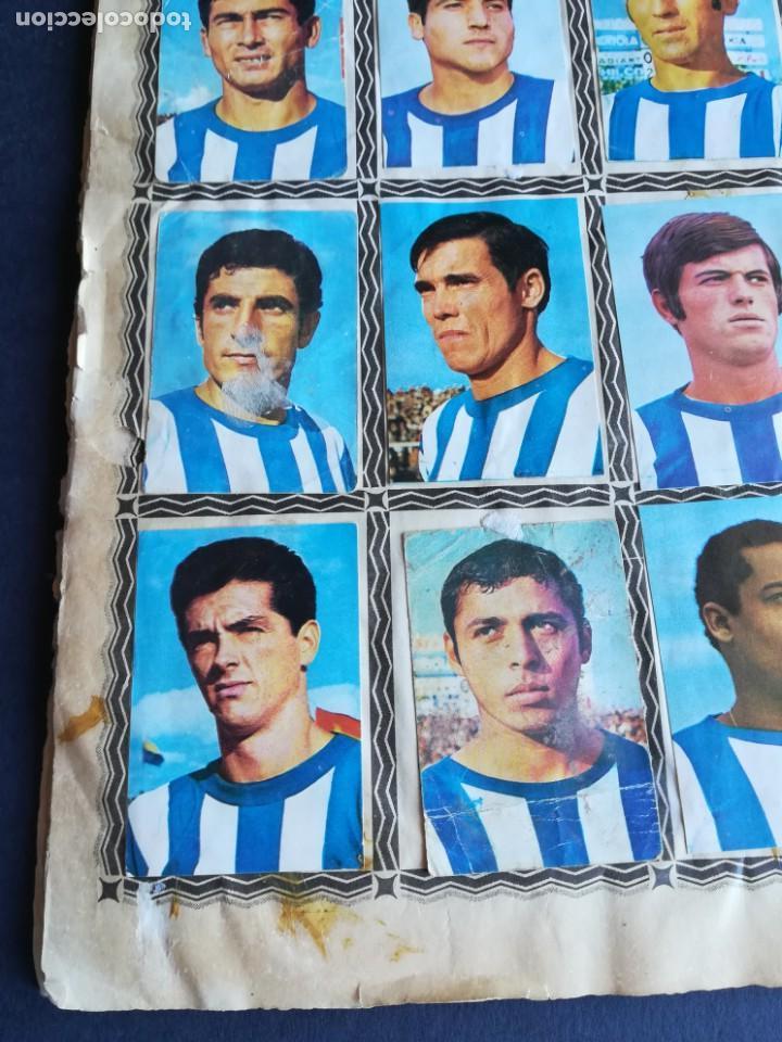 Álbum de fútbol completo: ÁLBUM DE CROMOS DISGRA CAMPEONATO DE LIGA 1969 1970 - COMPLETO - LEER DESCRIPCIÓN - Foto 23 - 135697771