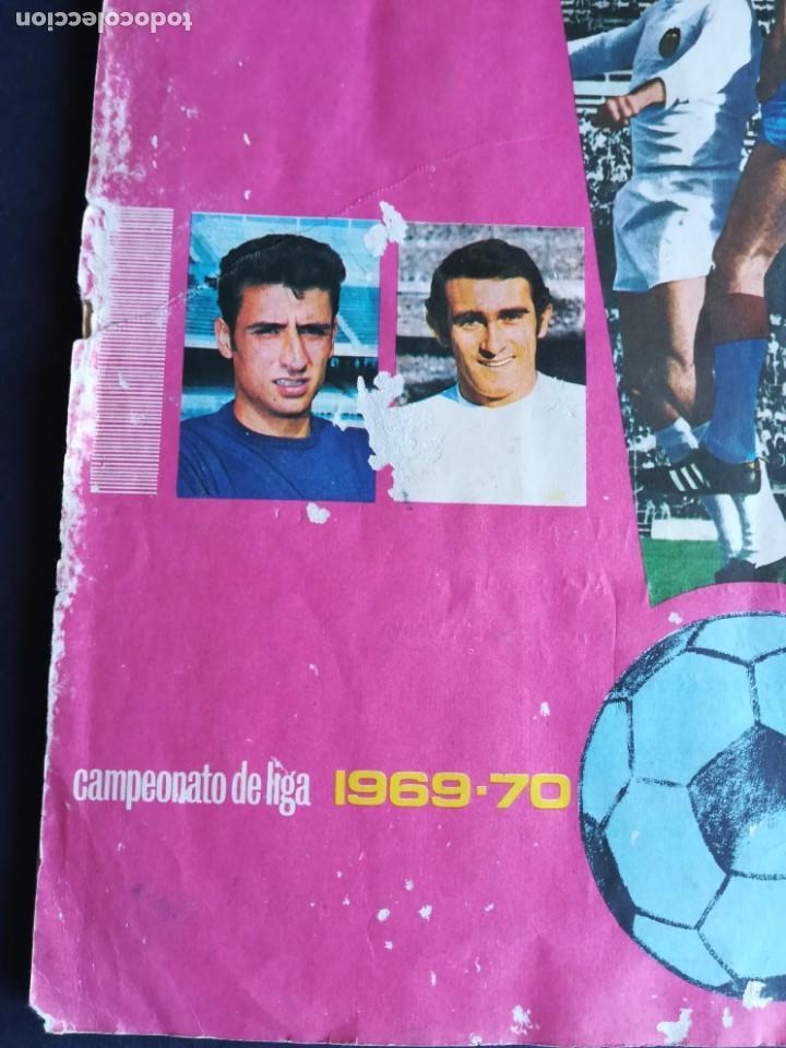 Álbum de fútbol completo: ÁLBUM DE CROMOS DISGRA CAMPEONATO DE LIGA 1969 1970 - COMPLETO - LEER DESCRIPCIÓN - Foto 28 - 135697771
