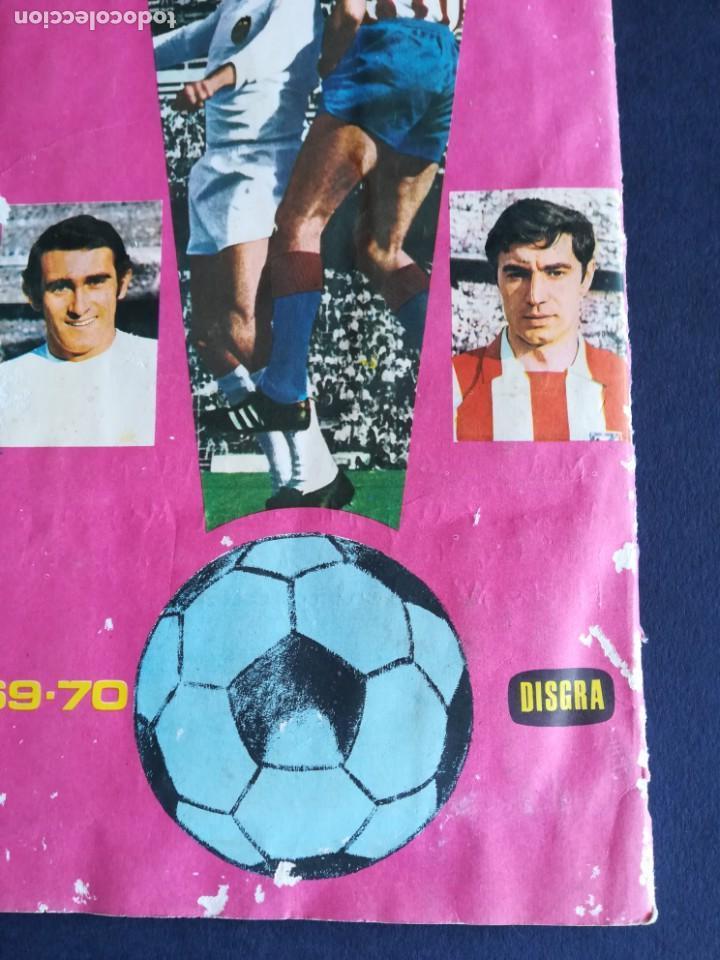Álbum de fútbol completo: ÁLBUM DE CROMOS DISGRA CAMPEONATO DE LIGA 1969 1970 - COMPLETO - LEER DESCRIPCIÓN - Foto 29 - 135697771