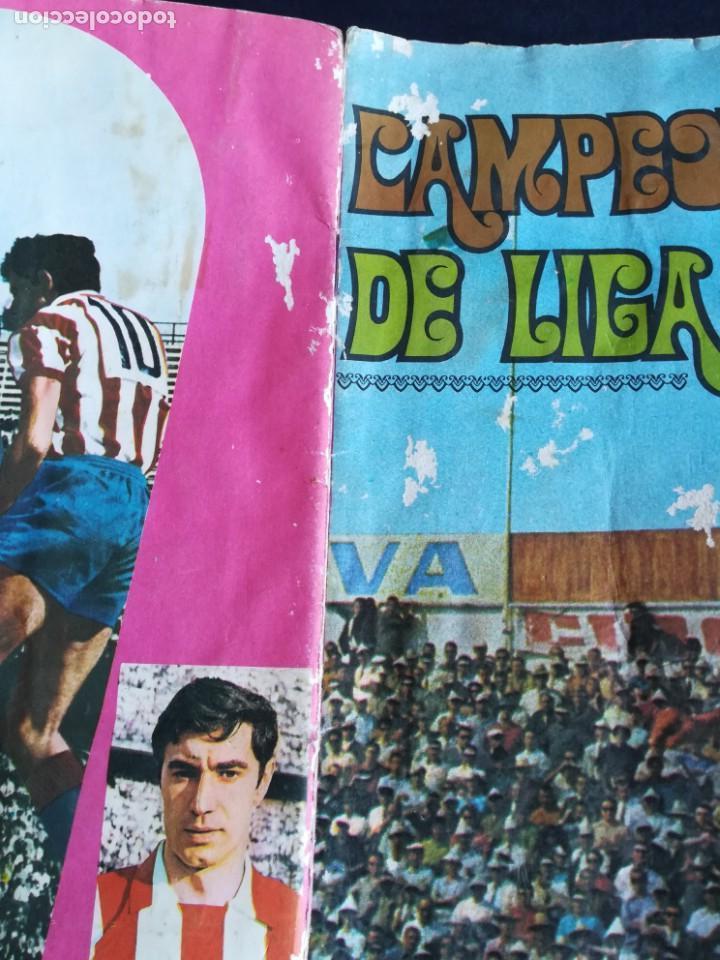 Álbum de fútbol completo: ÁLBUM DE CROMOS DISGRA CAMPEONATO DE LIGA 1969 1970 - COMPLETO - LEER DESCRIPCIÓN - Foto 30 - 135697771