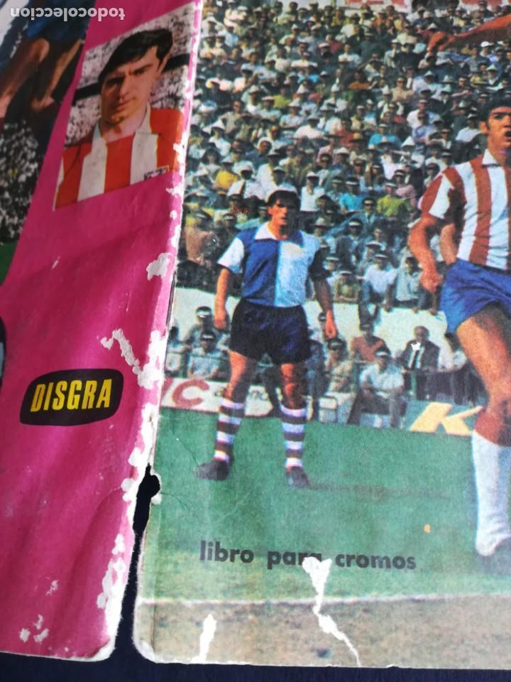 Álbum de fútbol completo: ÁLBUM DE CROMOS DISGRA CAMPEONATO DE LIGA 1969 1970 - COMPLETO - LEER DESCRIPCIÓN - Foto 31 - 135697771