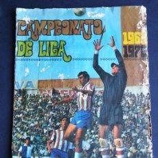 Álbum de fútbol completo: ÁLBUM DE CROMOS DISGRA CAMPEONATO DE LIGA 1969 1970 - COMPLETO - LEER DESCRIPCIÓN. Lote 135697771