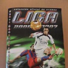 Álbum de fútbol completo: ALBUM LIGA ESTE 2006 2007 - TODO EDITADO SALVO ERROR SCHUSTER - 545 CROMOS - VER FOTOS - LEER DENTRO. Lote 136293582