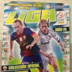 Álbum de fútbol completo: ÁLBUM FUTBOL LIGA 2013 2014 13 14 EDICIONES ESTE COLECCION 583 CROMOS - VER DOBLES TRIPLES FICHAJES. Lote 136314290