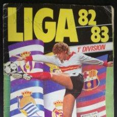 Álbum de fútbol completo: ALBUM DE FUTBOL 1982-83. ESTE - MUY COMPLETO: 367 CROMOS; NINGUNA CASILLA VACIA. Lote 136320750