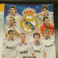 Álbum de fútbol completo: REAL MADRID TEMPORADA 2007 - 2008 - ALBUM COMPLETO - PANINI.. Lote 136520886