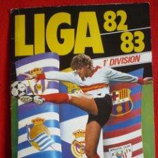 Álbum de fútbol completo: ALBUM LIGA 1982-1983 EDICIONES ESTE 82-83. COMPLETO.. Lote 136824940