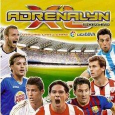 Álbum de fútbol completo: ADRENALYN XL LIGA BBVA 2011 2012 COMPLETA. Lote 137281462