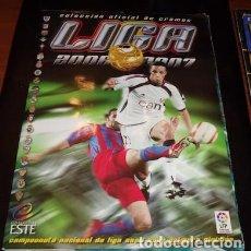 Álbum de fútbol completo: ÁLBUM LIGA 2006-07, COL. ESTE, COMPLETO. Lote 137802818