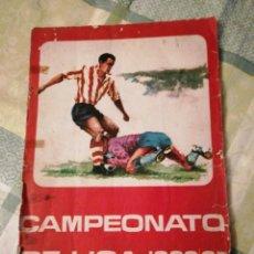 Álbum de fútbol completo: CAMPEONATO DE LIGA 1966 /67~DISGRA~EDITORIAL FHER~. Lote 137963954
