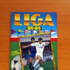 Álbum de fútbol completo: ÁLBUM COMPLETO - LIGA 1988-1989, 88-89 - EDICIONES ESTE. Lote 137971566