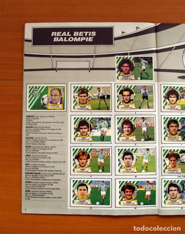 Álbum de fútbol completo: Álbum Completo - Liga 1988-1989, 88-89 - Ediciones Este - Foto 5 - 137971566