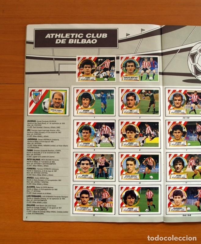 Álbum de fútbol completo: Álbum Completo - Liga 1988-1989, 88-89 - Ediciones Este - Foto 7 - 137971566