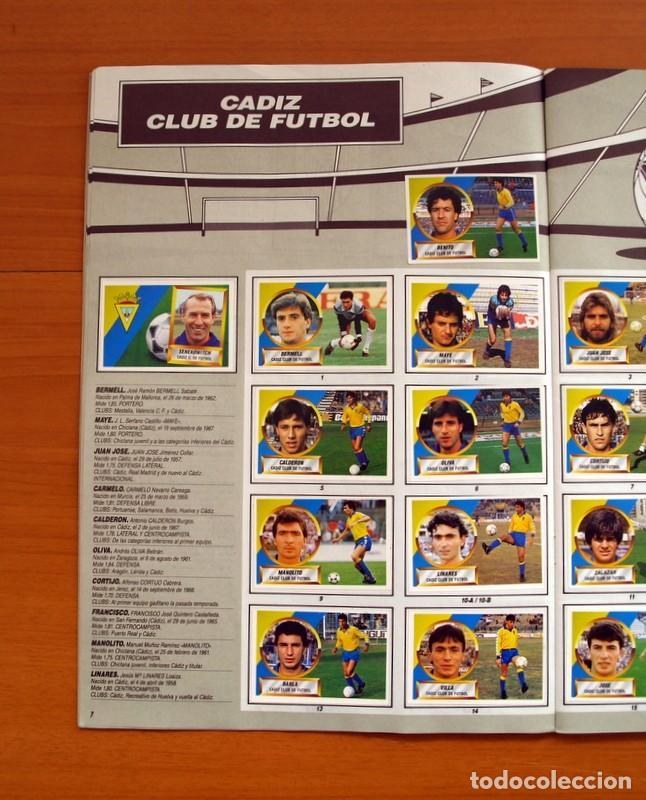 Álbum de fútbol completo: Álbum Completo - Liga 1988-1989, 88-89 - Ediciones Este - Foto 9 - 137971566