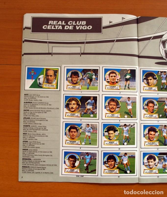 Álbum de fútbol completo: Álbum Completo - Liga 1988-1989, 88-89 - Ediciones Este - Foto 11 - 137971566