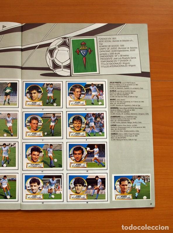 Álbum de fútbol completo: Álbum Completo - Liga 1988-1989, 88-89 - Ediciones Este - Foto 12 - 137971566