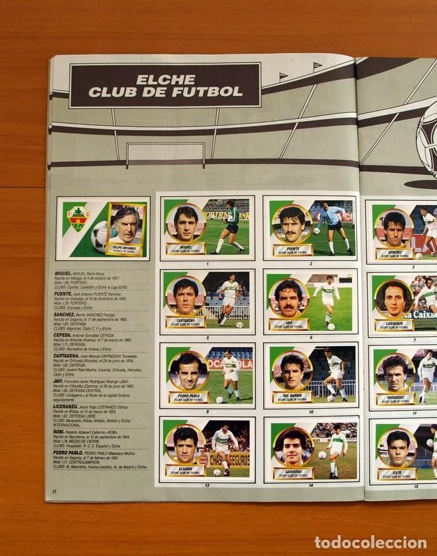 Álbum de fútbol completo: Álbum Completo - Liga 1988-1989, 88-89 - Ediciones Este - Foto 13 - 137971566