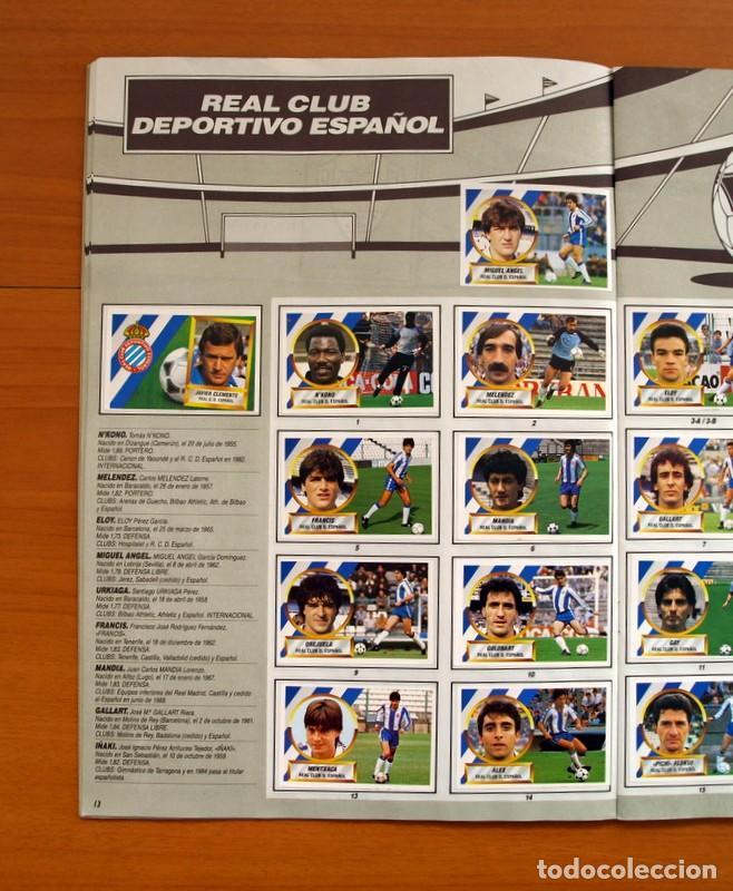 Álbum de fútbol completo: Álbum Completo - Liga 1988-1989, 88-89 - Ediciones Este - Foto 15 - 137971566