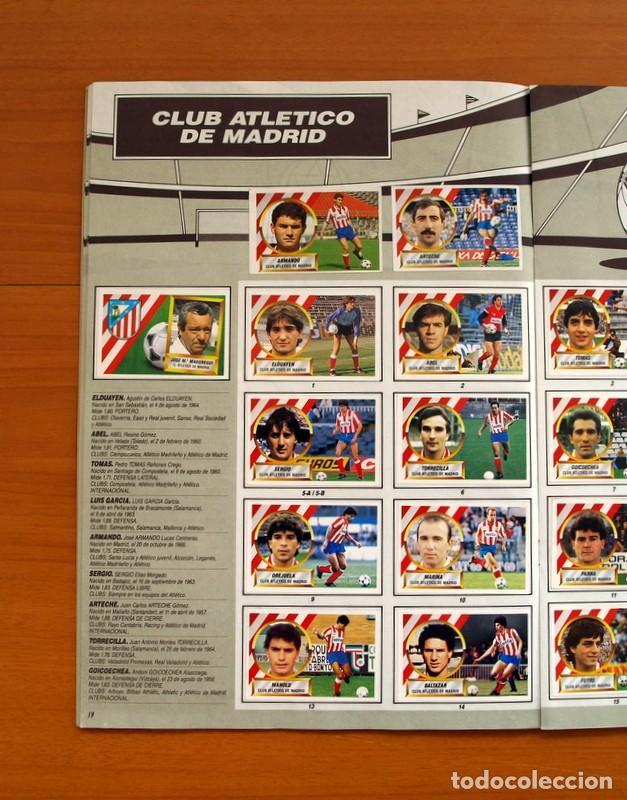 Álbum de fútbol completo: Álbum Completo - Liga 1988-1989, 88-89 - Ediciones Este - Foto 21 - 137971566