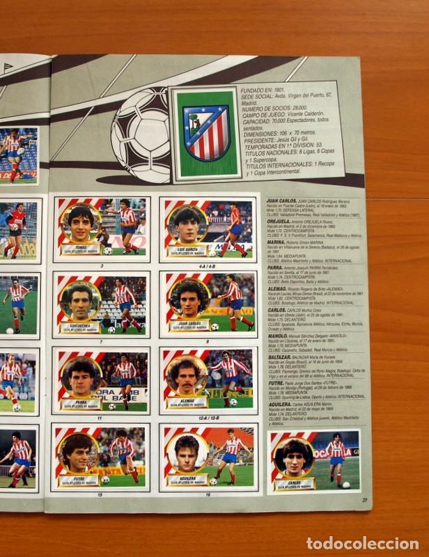 Álbum de fútbol completo: Álbum Completo - Liga 1988-1989, 88-89 - Ediciones Este - Foto 22 - 137971566