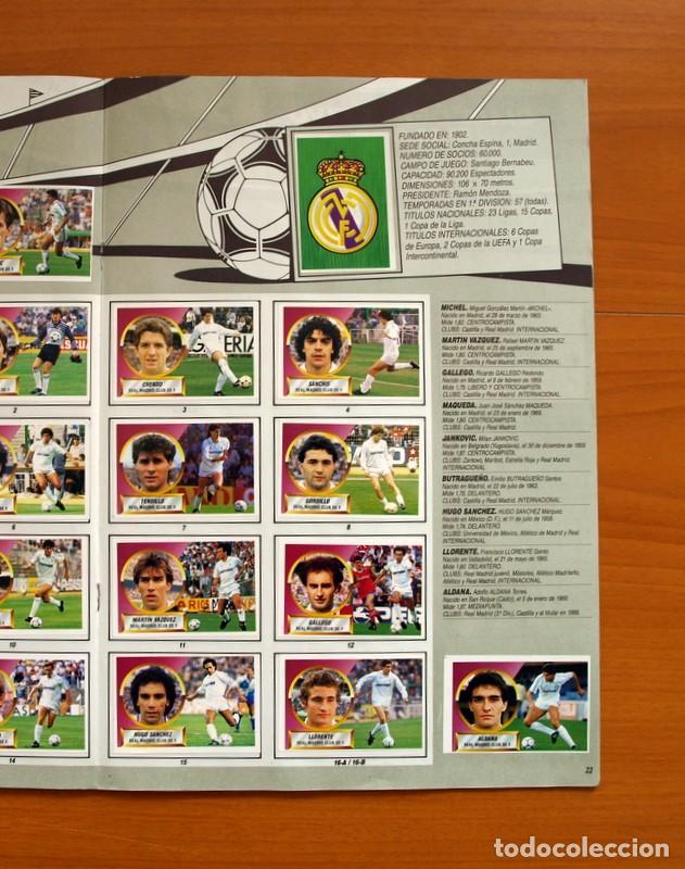 Álbum de fútbol completo: Álbum Completo - Liga 1988-1989, 88-89 - Ediciones Este - Foto 24 - 137971566