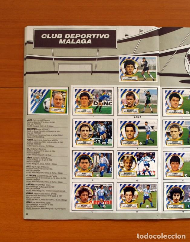 Álbum de fútbol completo: Álbum Completo - Liga 1988-1989, 88-89 - Ediciones Este - Foto 25 - 137971566